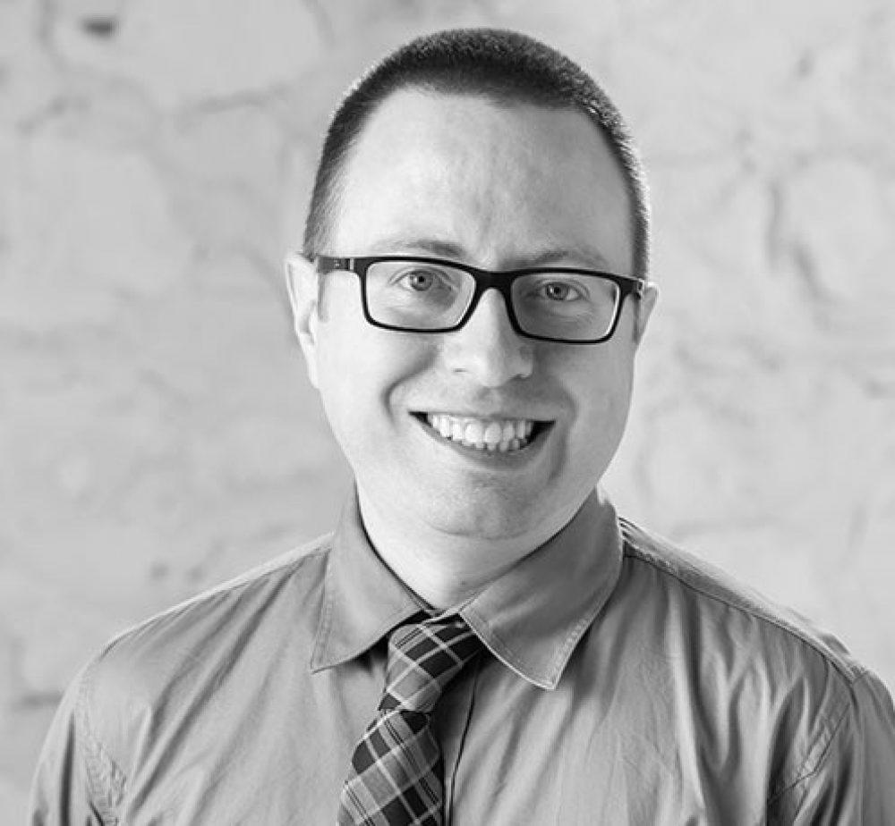 Chris Prendergast Headshot